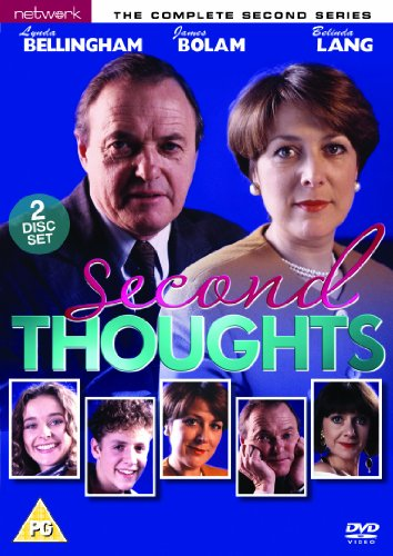 Second-Thoughts-The-Complete-Second-Series-DVD-CD-KMVG-FREE-Shipping