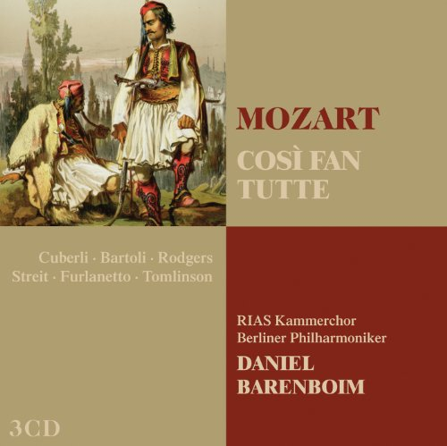 Various Artists - Mozart : Cosi fan tutte By Various Artists