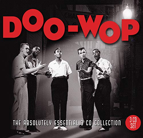 Various Artists - Doo-Wop: The Absolutely Essential 3CD Collection By Various Artists