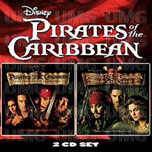 Pirates of the Caribbean: The Curse of the Black Pearl / Dead Man's chest