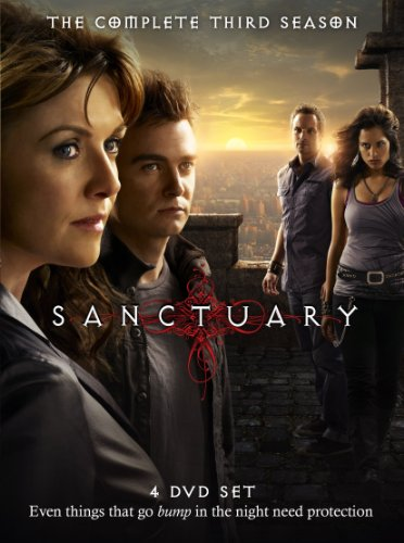 Sanctuary - Season 3 (DVD)