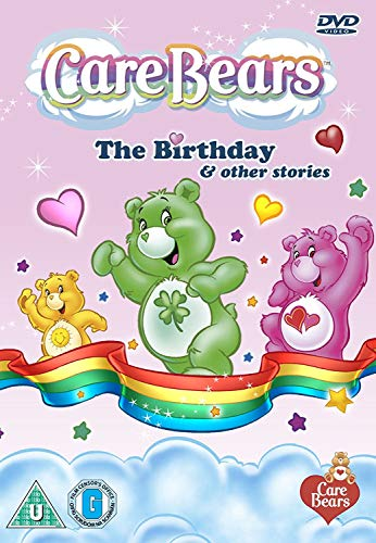 Care Bears Happy The Birthday and Other Stories