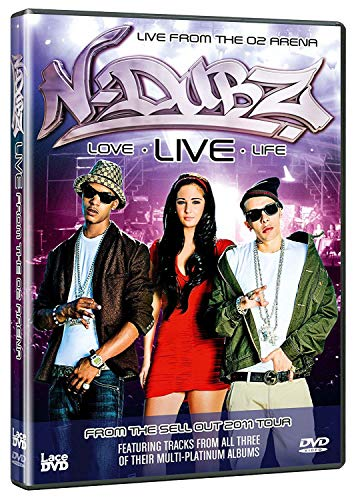 N-Dubz Love- Live - Life (Live at the O2 Arena) Official DVD