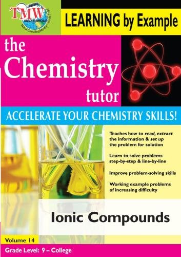 Artist Not Provided - Chemistry Tutor:  Learning By Example - Ionic Compounds