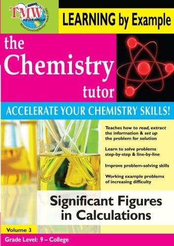 Artist Not Provided - Chemistry Tutor:  Learning By Example - Significant Figures in Calculations [D