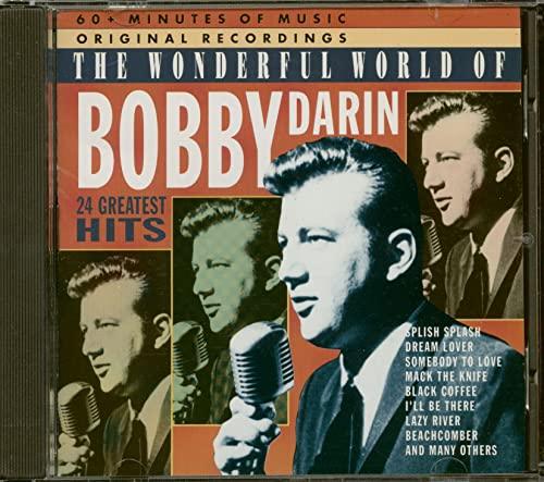 Bobby Darin - BOBBY DARIN:The Wonderful World Of-24 Greatest Hits. By Bobby Darin