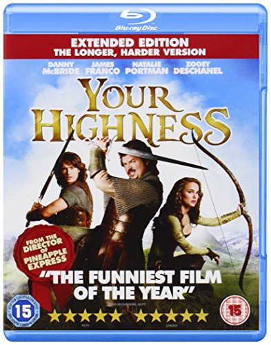 Your Highness: Extended Edition