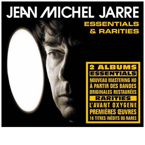 Jean Michel Jarre - Essentials & Rarities (2CD) By Jean Michel Jarre