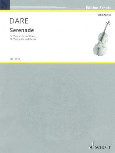 Marie Dare: Serenade (Cello & Piano) By Marie Dare