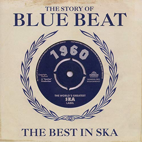 Various - Story of Blue Beat 1960: The Best In Ska By Various