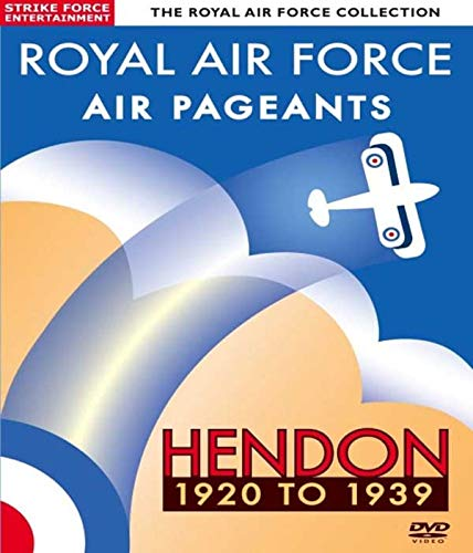 Royal Air Force Collection -Royal Air Force Air Pageants Hendon 1920 To 1939
