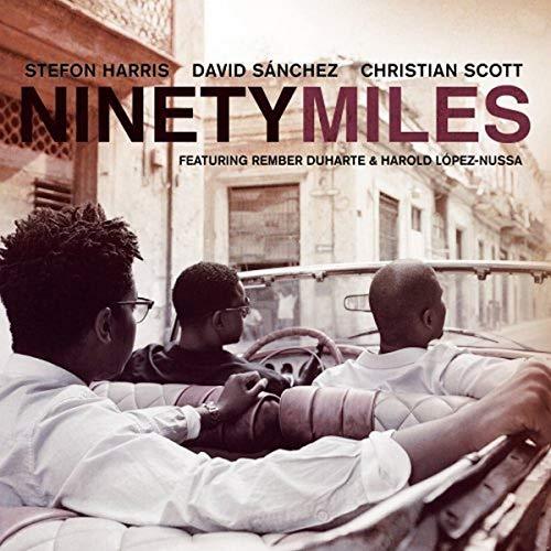 Stefon Harris - Ninety Miles