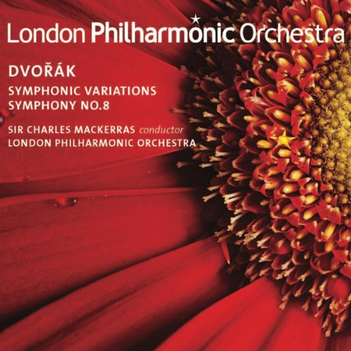 London Philharmonic Orchestra - Dvorak: Symphony No.8/ Symphonic Variations By London Philharmonic Orchestra