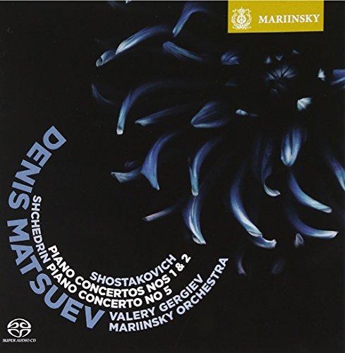 Mariinsky Orchestra - Shostakovich: Piano Concertos Nos. 1 & 2 (Matsuev/Mariinsky Orchestra/Gergiev) By Mariinsky Orchestra