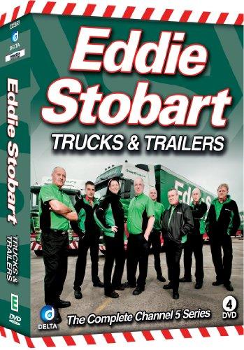 Eddie Stobart - Trucks and Trailers: The Complete Series 1