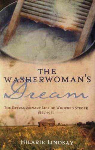 The Washerwoman's Dream By Hilarie Lindsay