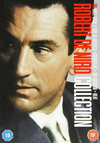 Robert-De-Niro-Box-Set-DVD-2011-CD-ZUVG-FREE-Shipping