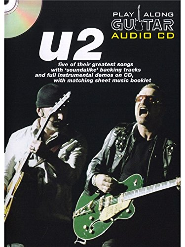 Play Along Guitar Audio CD