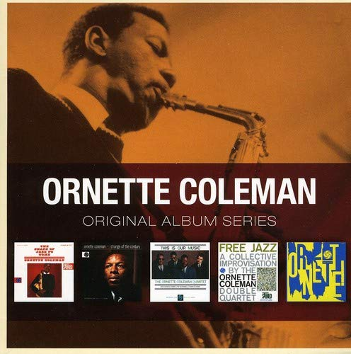 The Shape of Jazz to Come / Change of The Century / This is Our Music / Free Jazz / Ornette! (Origin