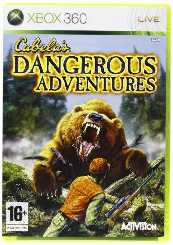 Cabela Dangerous Adventures (Xbox 360)