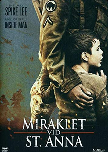 Miracle At St Anna (Steelbook Edition) (2008) (Region 2) (Import)