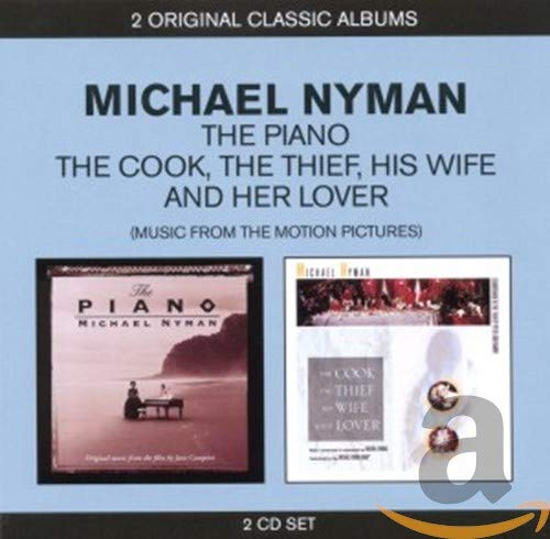 Michael Nyman - The Piano: Music From The Motion Picture / The Cook, The Thief, His Wife And Her Lov By Michael Nyman
