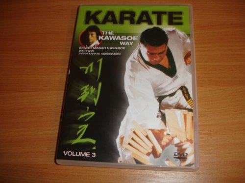 KARATE-The-Kawasoe-Way-Volume-3-CD-YQVG-FREE-Shipping