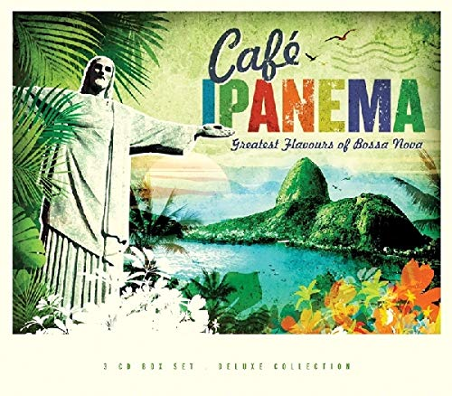 Various Artists - Cafe Ipanema By Various Artists