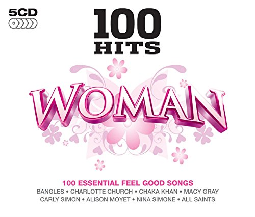 Various Artists - 100 Hits Woman (Re-Issue) By Various Artists
