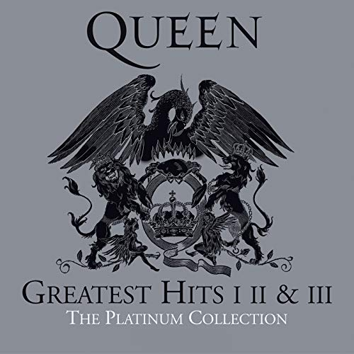 Queen - The Platinum Collection By Queen