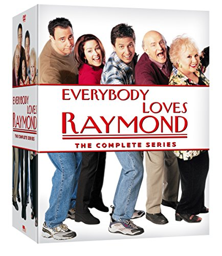 Everybody-Loves-Raymond-The-Complete-Series-DVD-2011-CD-82VG