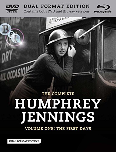 The Complete Humphrey Jennings Volume One: The First Days (DVD + Blu-ray)