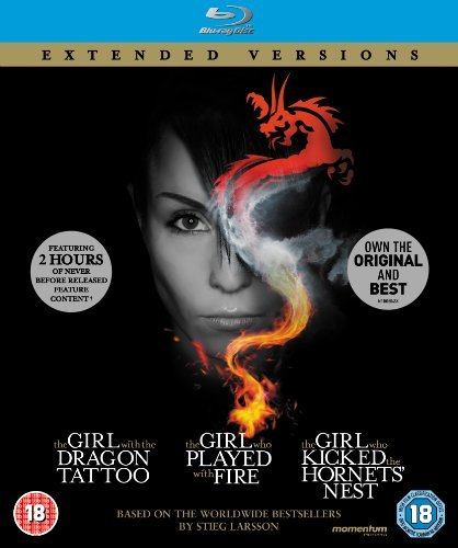 The Girl... Trilogy - Extended Versions