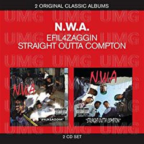 N.W.A. - Straight Outta Compton / Efil4Zaggin