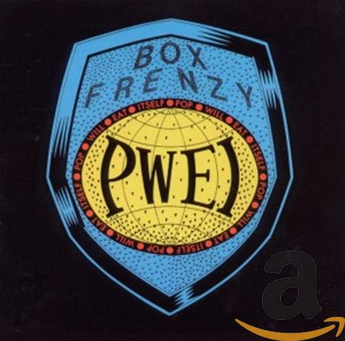 Pop Will Eat Itself - Box Frenzy (Expanded Edition) By Pop Will Eat Itself