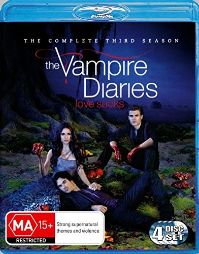 The Vampire Diaries - Season 3 (Blu-ray + UV Copy)