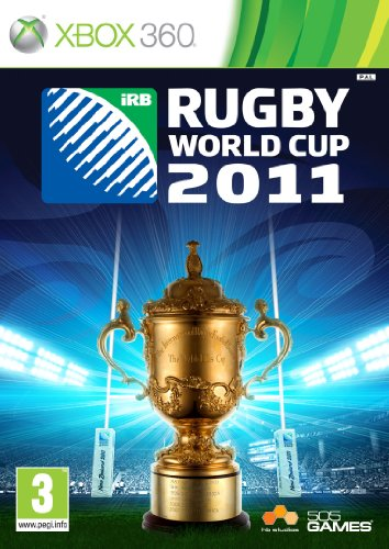 Rugby World Cup 2011 (Xbox 360)