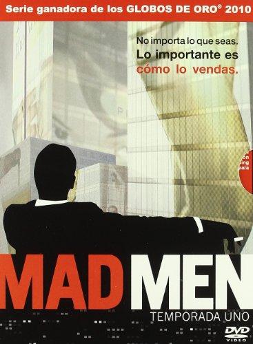 Mad Men: Temporada 1 (Import Dvd) (2010) Rich Sommer; Aaron Staton; Christina