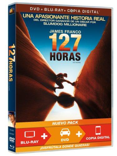 127 Horas (Dvd + Br + Copia Digital) (import) (dvd) (2011) James Franco; Kate Mara; Am