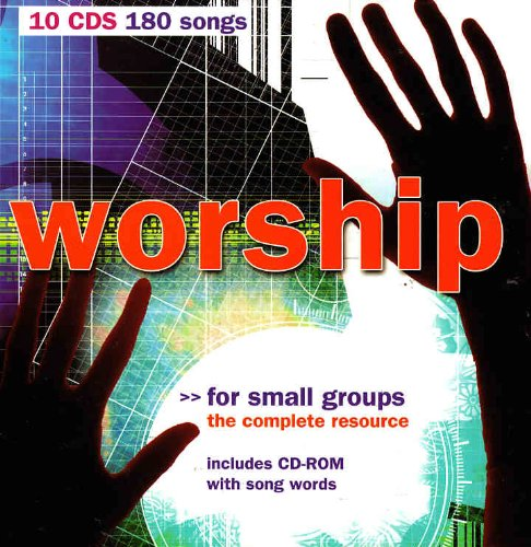 Various - Various - Worship for Small Groups: 10 CDs 180 son By Various
