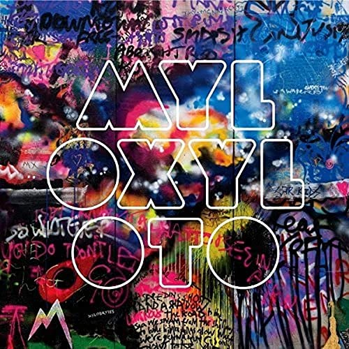 Mylo Xyloto By Coldplay