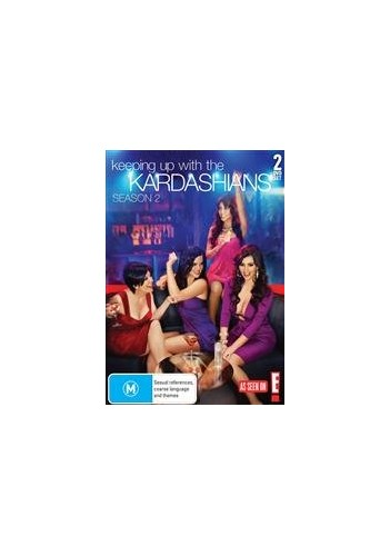 Keeping Up With The Kardashians ~ Season 2 (PAL) (ALL REGIONS)