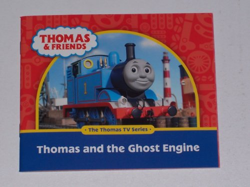 THOMAS & FRIENDS - THOMAS AND THE GHOST ENGINE READING BOOK BY EGMONT