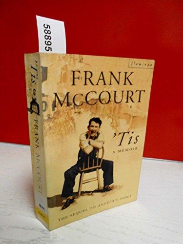 TIS (A MEMOIR) By Frank McCourt