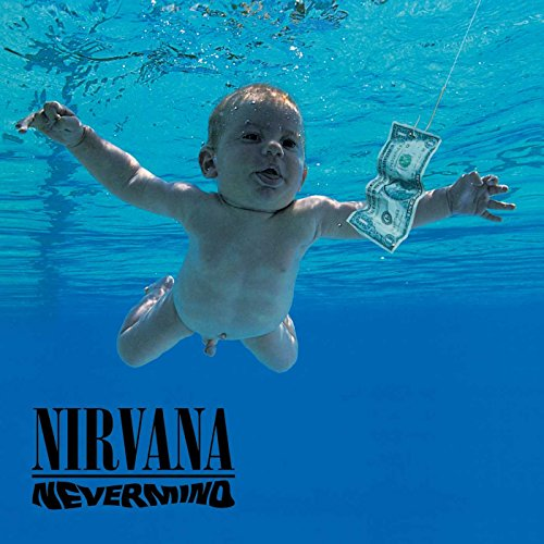Nirvana - Nevermind - Nirvana CD 9KVG The Cheap Fast Free Post The Cheap Fast