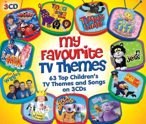 Various - My Favourite TV Themes By Various