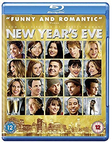 New Year's Eve (Blu-ray + UV Copy)