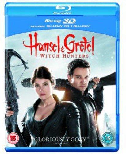 Hansel & Gretel: Witch Hunters (Blu-ray 3D + Blu-ray)