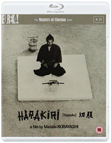 Harakiri (Dual Format Blu-ray & DVD)