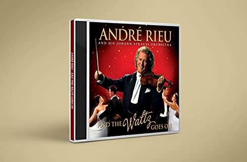 André Rieu - And the Waltz Goes On By Andre Rieu